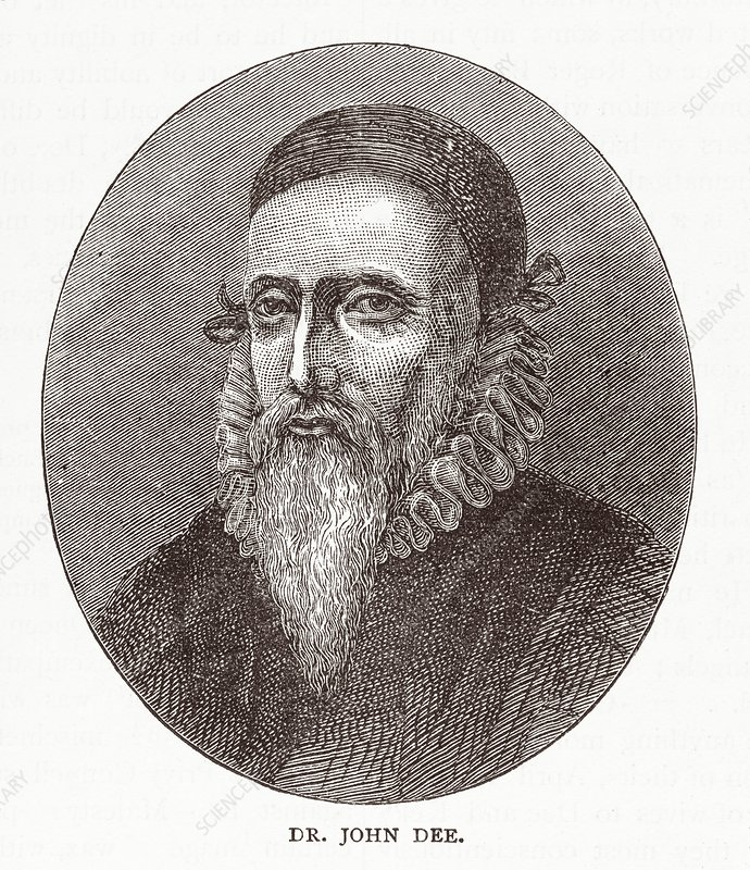 John Dee, English astrologer