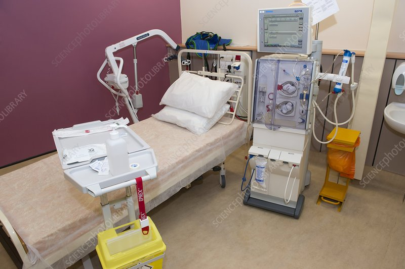 Haemodialysis suite
