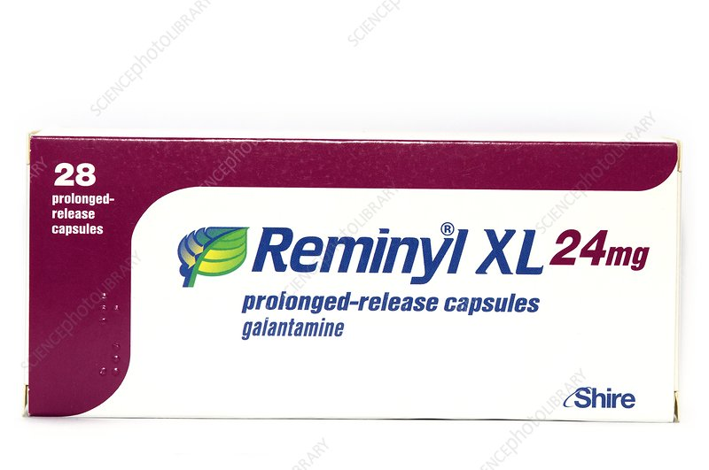 Pack of Reminyl XL capsules