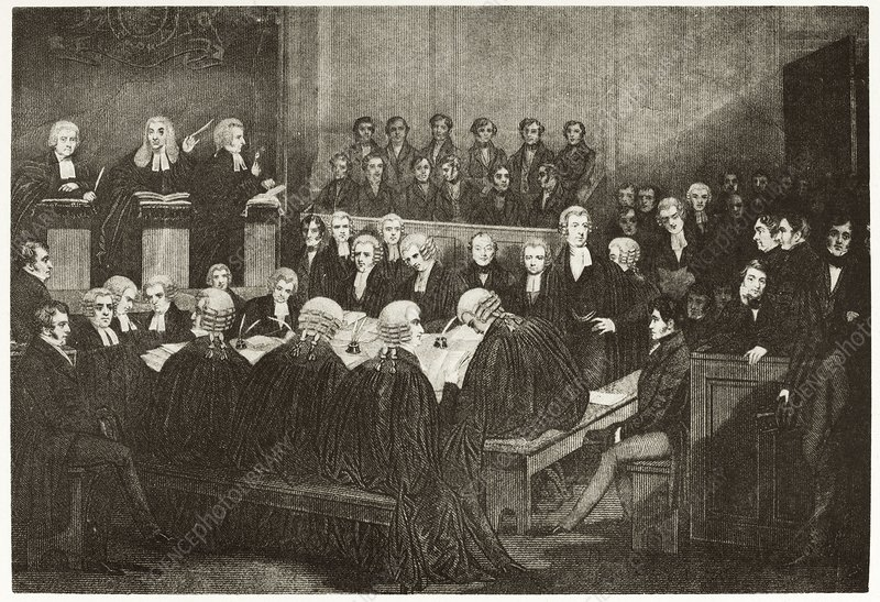 Chartists treason trial, 19th century