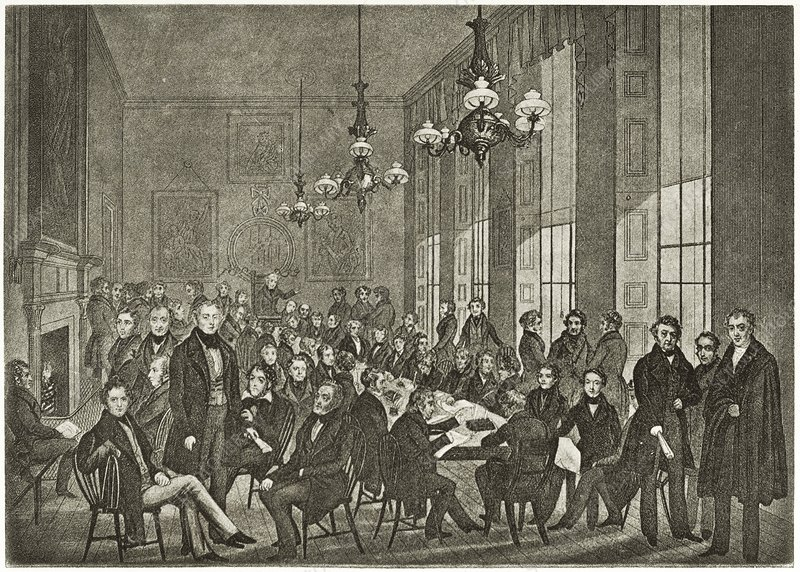 Chartists National Convention, 1839