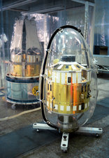 Signe-3 satellite packaged for launch