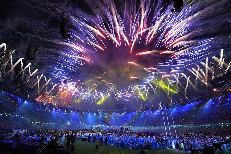 Paralympics 2012 closing ceremony