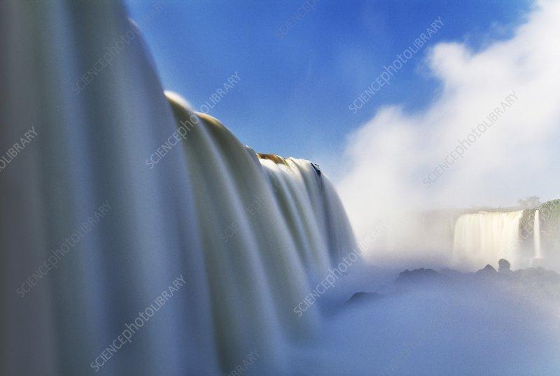 Waterfalls, Iguacu Brazil