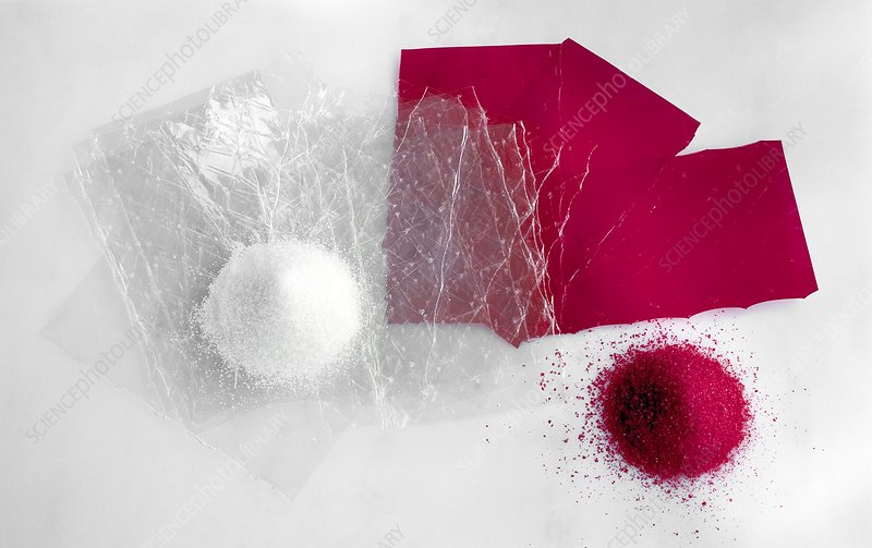 Gelatin powder and sheets
