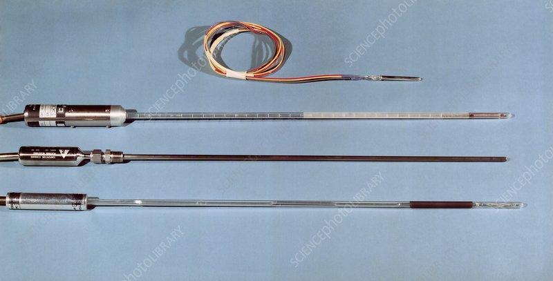 Standard platinum resistance thermometers