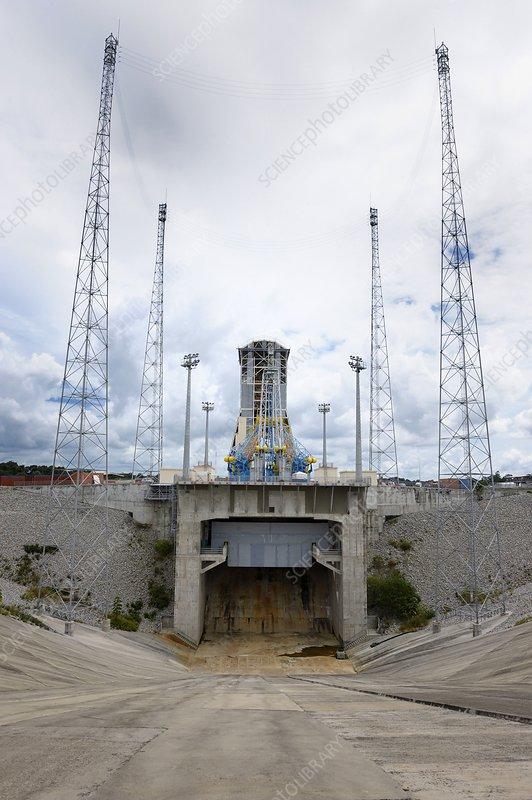 Guiana Space Centre, French Guiana