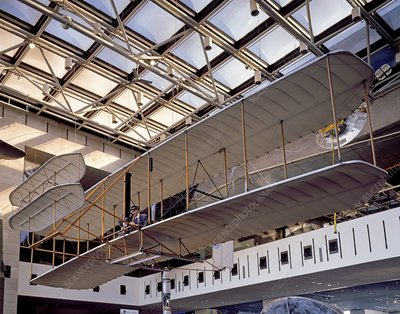 1903 Wright Flyer, museum display