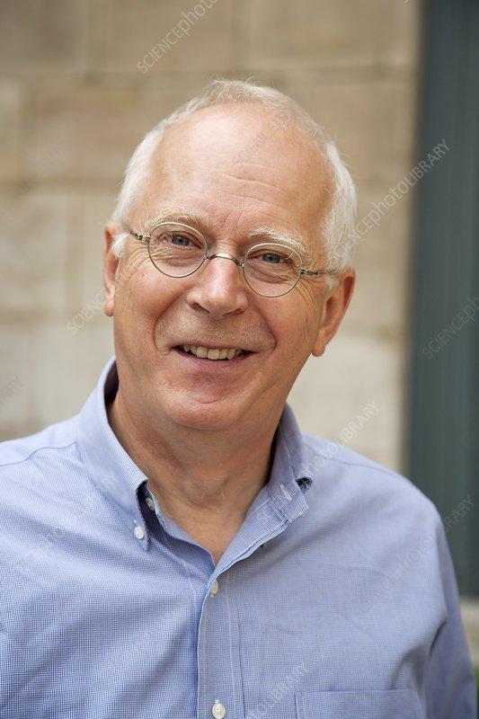 David Baulcombe, British geneticist