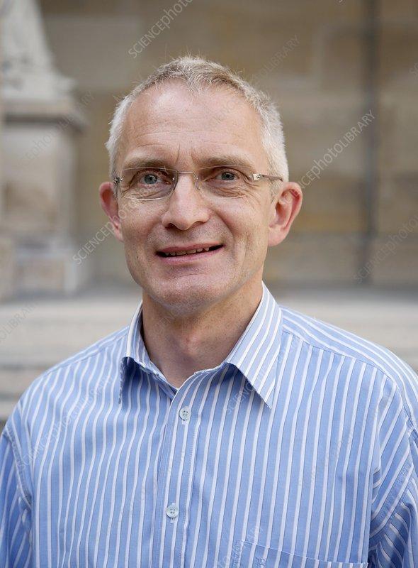 Robert Feil, Dutch geneticist