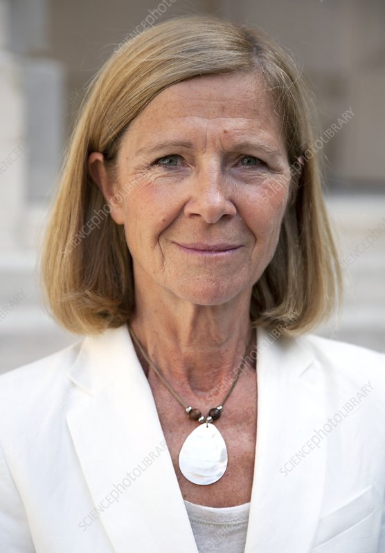 Pascale Cossart, French bacteriologist