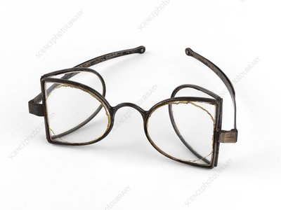 Faraday's safety glasses