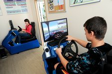 Car driving simulators