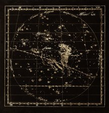 Aries constellations, 1829