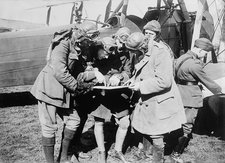British aircrew, WW1