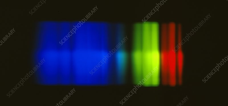 Absorption spectrum of zircon