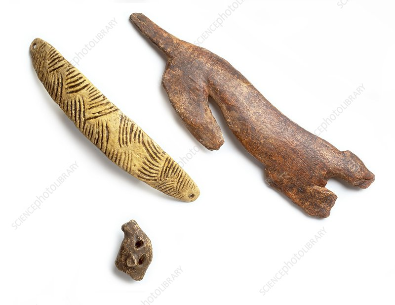 Ornamental objects, Upper Palaeolithic