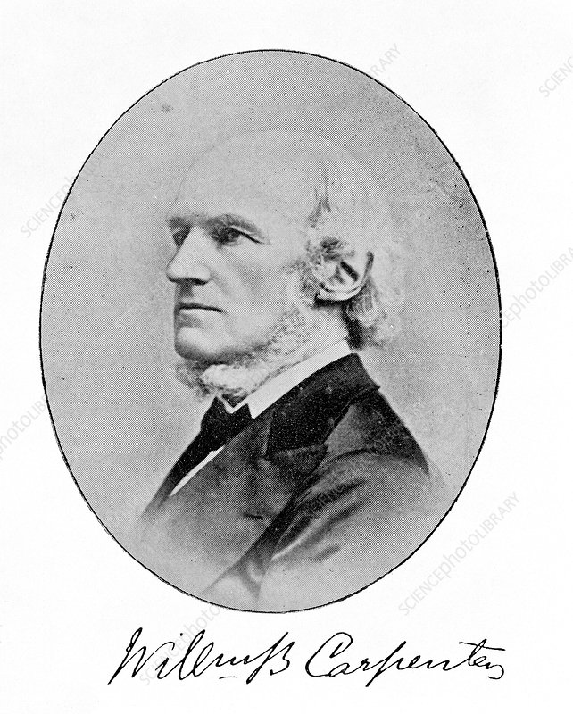 William Carpenter, British naturalist
