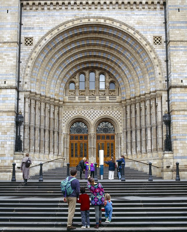 Natural History Museum entrance