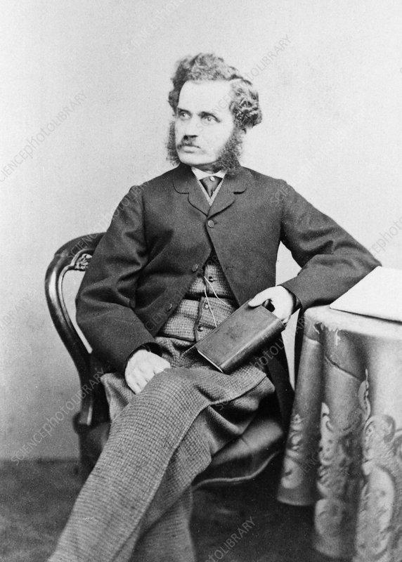 Joseph Priestley, British chemist - Stock Image - H416