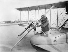 Davis anti-submarine gun, World War I