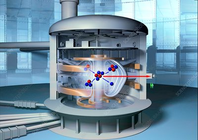 Fusion reactor, artwork