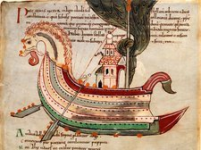 Argo Navis constellation, 11th century