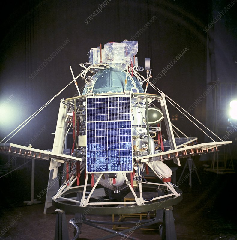 Interkosmos-1 before launch
