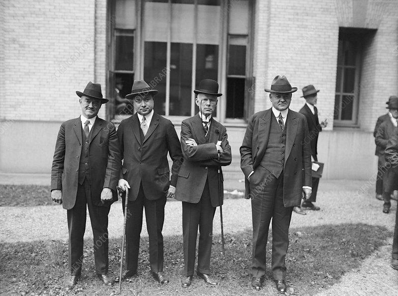 Third US national radio conference, 1924