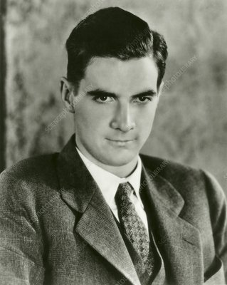 Howard Hughes, US aviation pioneer