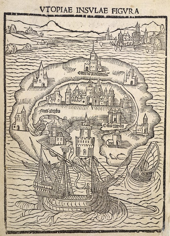 Thomas More's 'Utopia' (1516)
