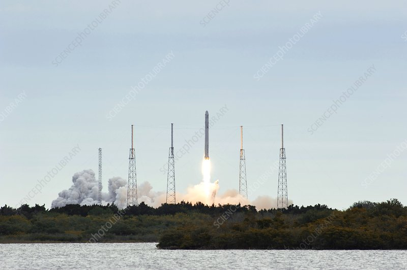 SpaceX CRS-2 launch, March 2013