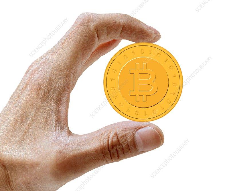 Bitcoin, conceptual image