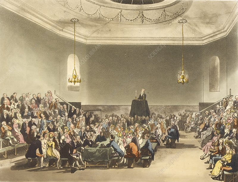 London debating society, 1808