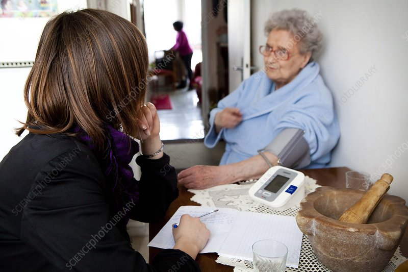 Blood Pressure, Elderly Person