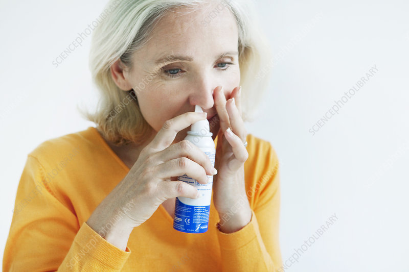 Nose Hygiene, Elderly Person