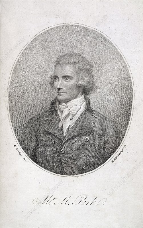 Mungo Park, Scottish surgeon and explorer