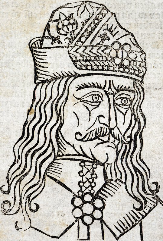 Vlad the Impaler, ruler of Wallachia