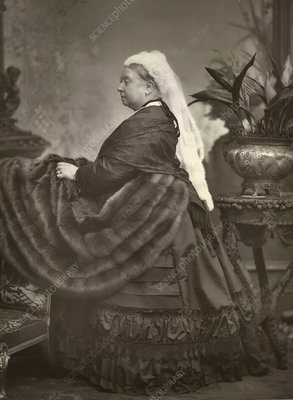 Queen Victoria, British monarch