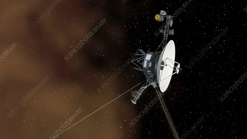 Voyager 1 passes into interstellar space