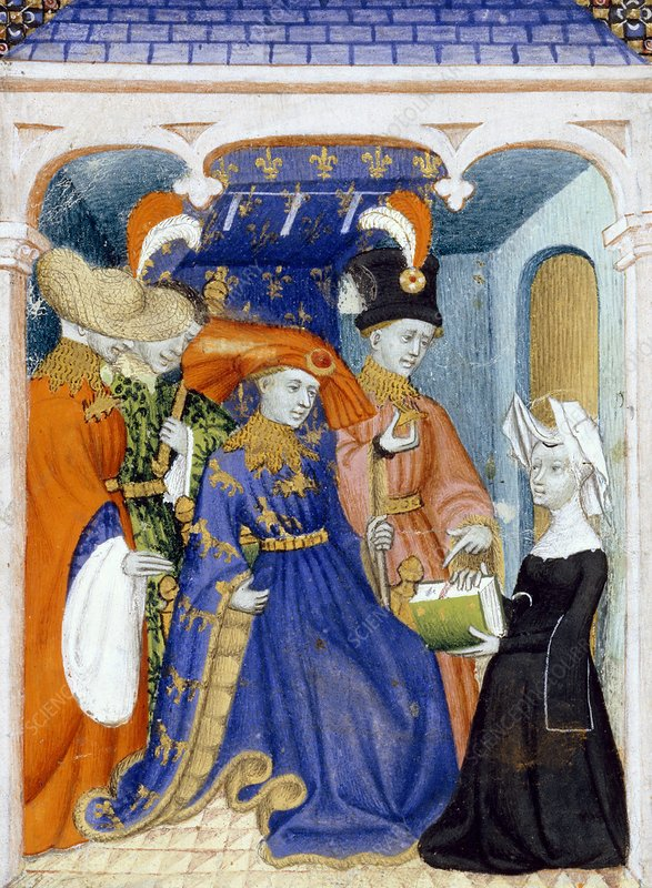 Christine de Pizan, medieval author