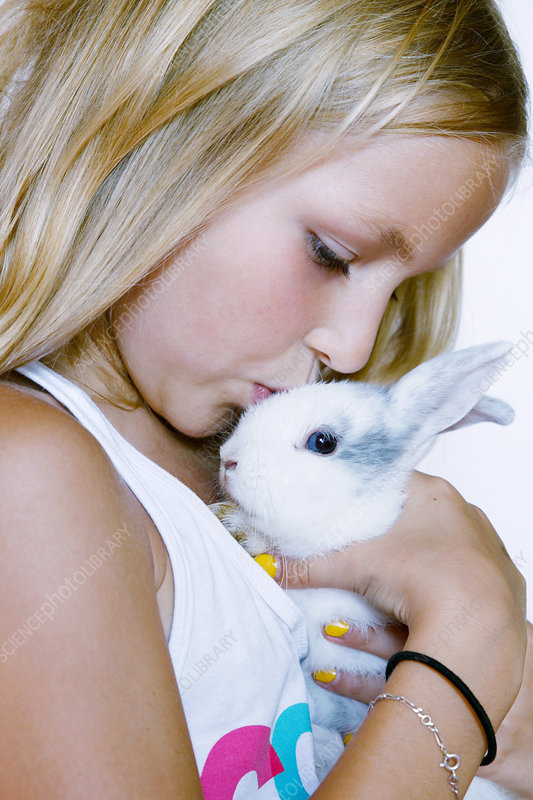 Child With Animal