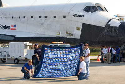 Space Shuttle Atlantis final mission