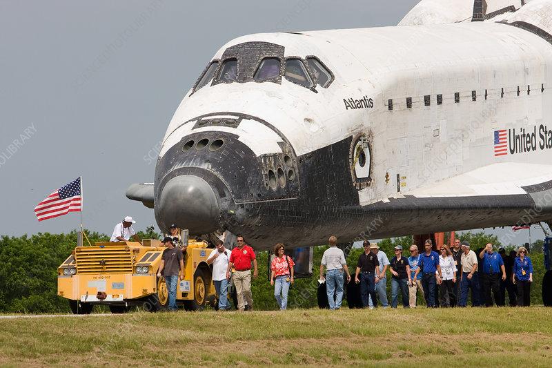 Space Shuttle Atlantis final mission