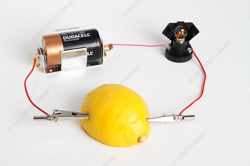 Electrical Conductivity Tester : Conductivity test stock image c  science photo