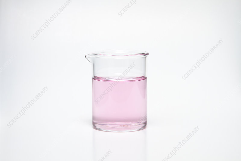 Diffusion of potassium permanganate
