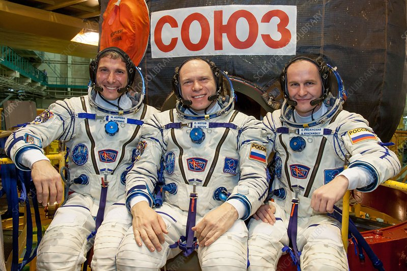 ISS expedition 37 and 38 crew training
