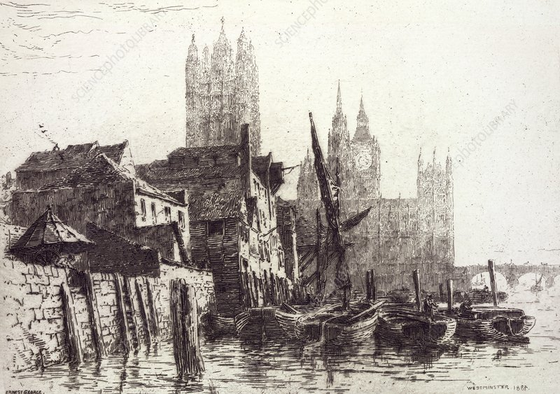 Westminster, London, 19th century
