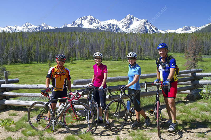 Touring Bicyclists