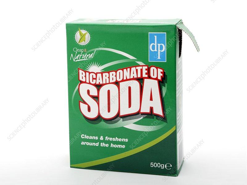 Bicarbonate Of Soda Stock Image C017 6823 Science